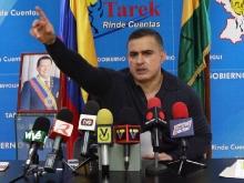 Tarek anuncia inicio del III Encuentro Oferta Demanda en Anzoátegui
