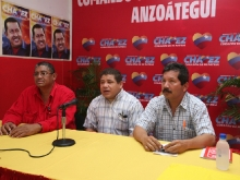 Anzoátegui será anfitrión del Encuentro de Trabajadores Socialistas de Oriente