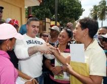 Gobernación asigna recursos para culminación de sistema de agua potable en Sotillo