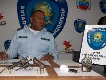 Funcionarios de Polianzoategui detuvieron 5 personas solicitadas