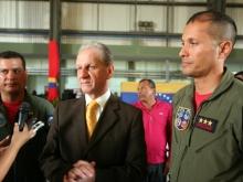 Realizada transmisión de mando de Base aérea Teniente Luis del Valle García