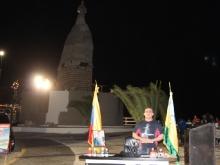 Tarek Rinde Cuentas 367 en el Mirador del Morro