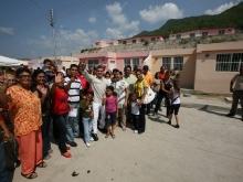 Gobernación impulsa construcción de urbanismo y viviendas en Caño Salao