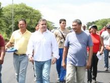 Gobernación invierte Bs. 8 millones en mejoras viales para sectores de Mayorquin
