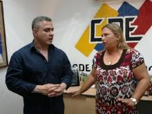 Jefe de Comando Campaña Carabobo en Anzoátegui realizó visita institucional al CNE
