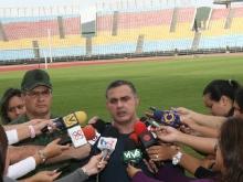 """Tarek: """"6 mil 519 funcionarios resguardarán orden público durante juego Venezuela-Chile"""""""