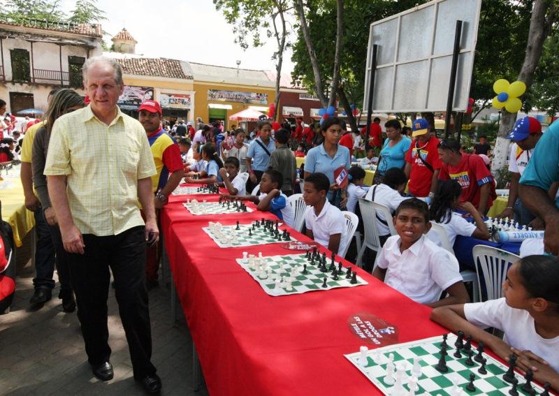 Más de 1.900 personas participaron en Torneo de Ajedrez