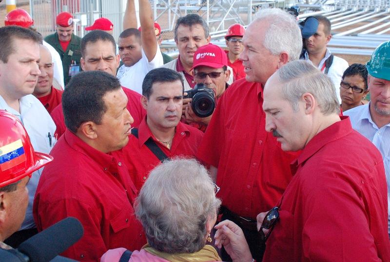 Tarek anuncia inauguración de planta compresora de gas en Freites.