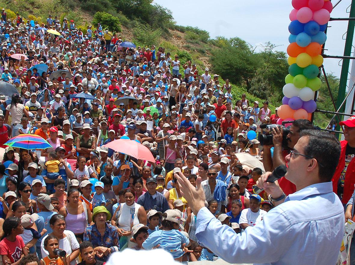 Gobierno revolucionario celebrará Día Bicentenario  del Niño Ecológico