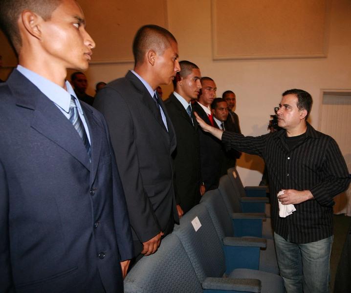 """Tarek dio inicio al """"III Curso de Agentes de Investigación"""" del Cicpc"""