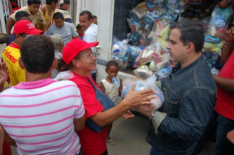Gobernación  de Anzoátegui benefició a 15 mil personas en Tronconal IV