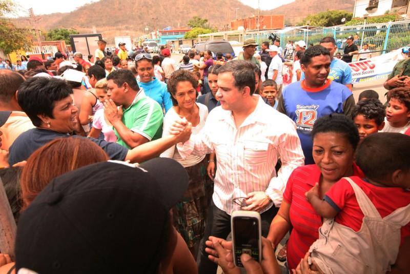 La Gobernación realiza mega operativo en Molorca