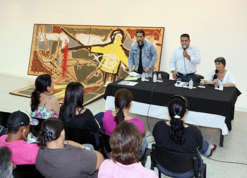 """Gobernación apertura Exposición """"Oficio Puro"""" en la Galería de Artes Armando Reverón"""