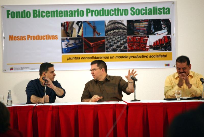 Instalado en Anzoátegui Primer Encuentro Productivo 2010