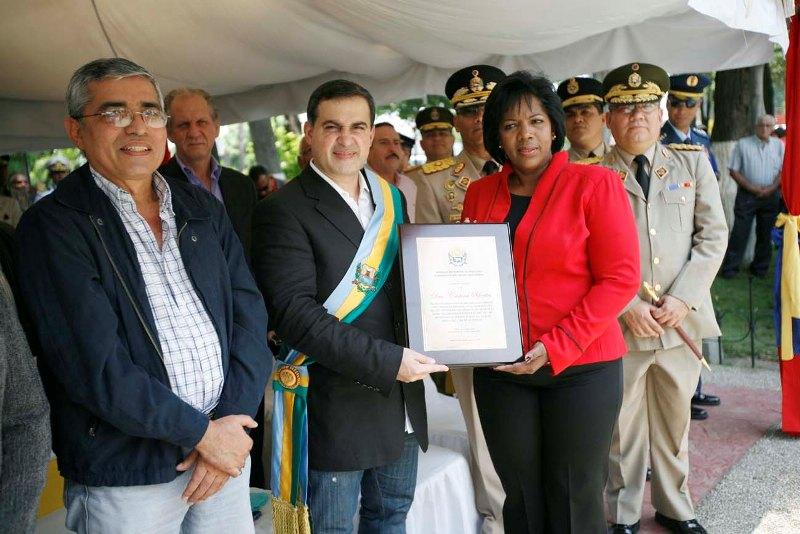 Gobernación evocó 227 años del Natalicio del Libertador