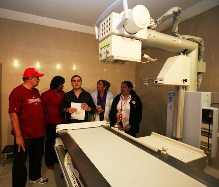 Tarek inauguró Servicio de Imagenología del Complejo Hospital Dr. Luís Razetti