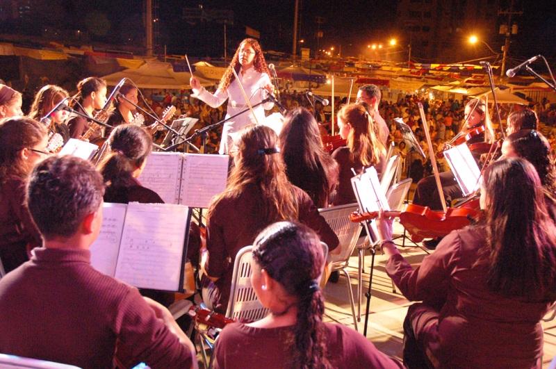 Gobernación invita a conciertos de la Orquesta Típica de Anzoátegui