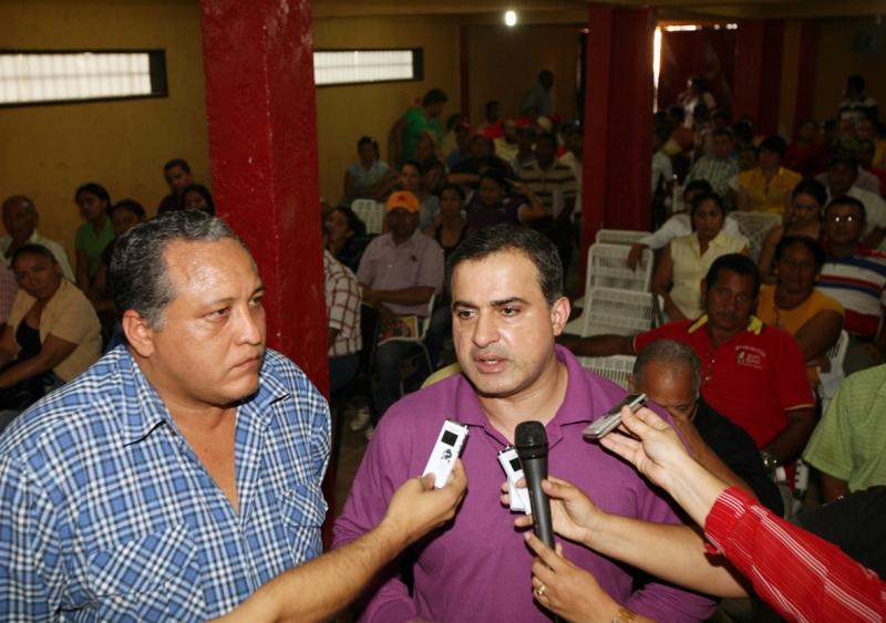 Tarek felicitó a UBB200 del PSUV de Libertad