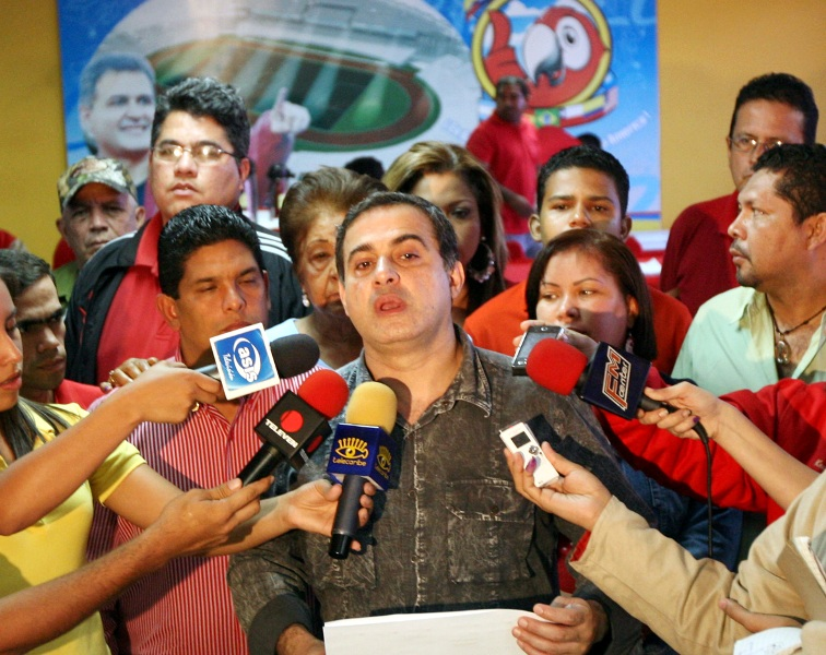 """""""PSUV continua siendo la primera fuerza política del estado Anzoátegui"""""""