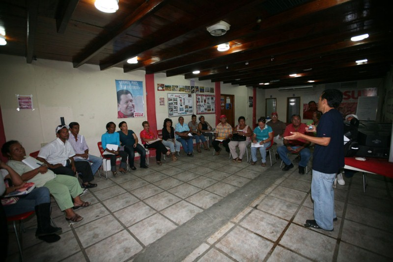 """PSUV-Anzoátegui intensificará aplicación de las """"3 erres"""" al cuadrado"""