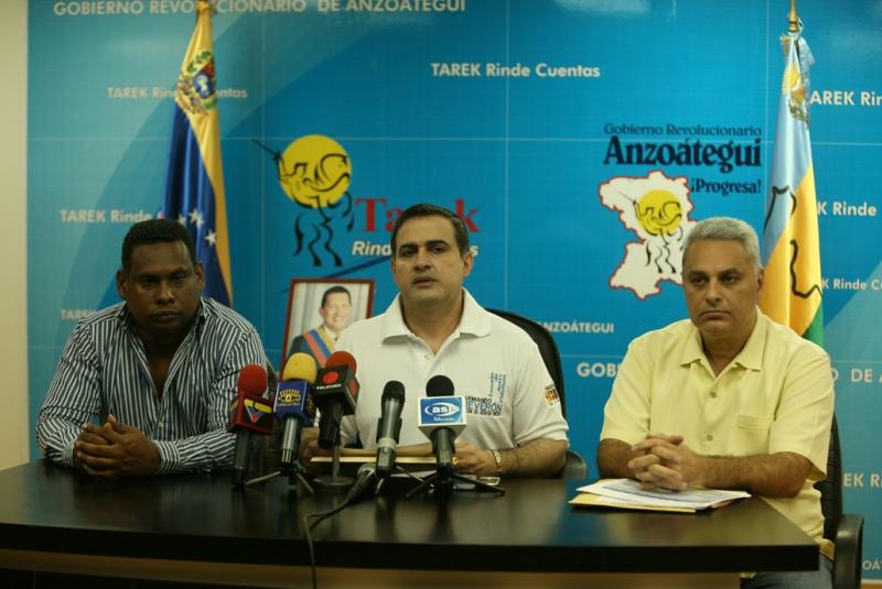 Tarek estima 700 mil temporadistas en Semana Santa Anzoátegui 2010