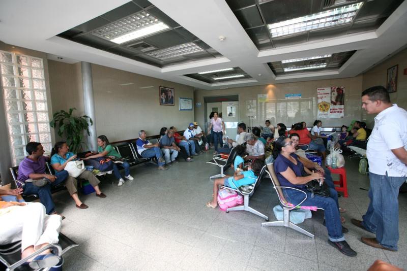 Sala de Emergencia: un servicio clínico público y gratuito para los anzoateguienses