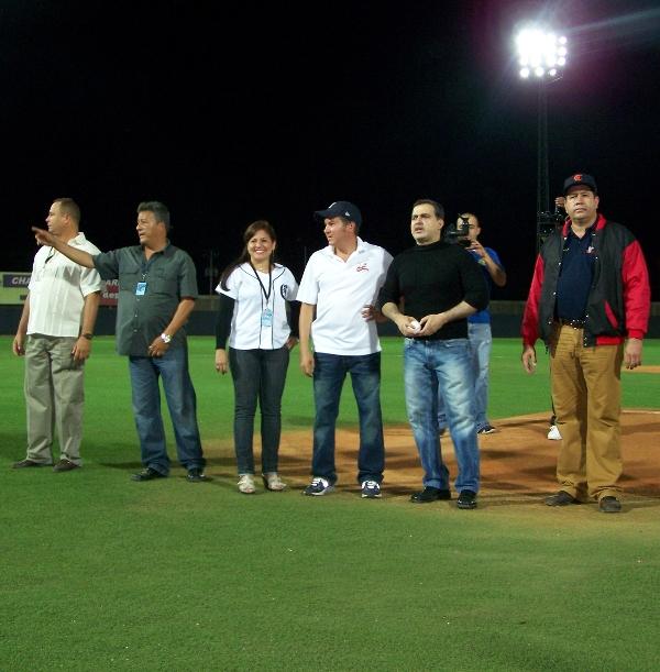 El beisboll profesional llegó a El Tigre