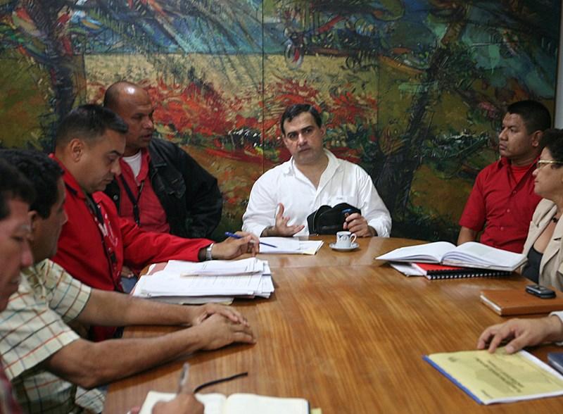 """Tarek: """"Serán instalados 8 transformadores en estaciones eléctricas de Anzoátegui"""""""