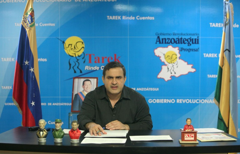 Tarek William presenta hoy balance histórico de su gestión revolucionaria en Anzoátegui