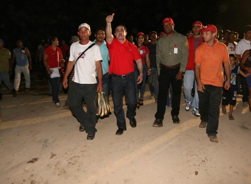 Gobernador Tarek reapertura vía a Oriente