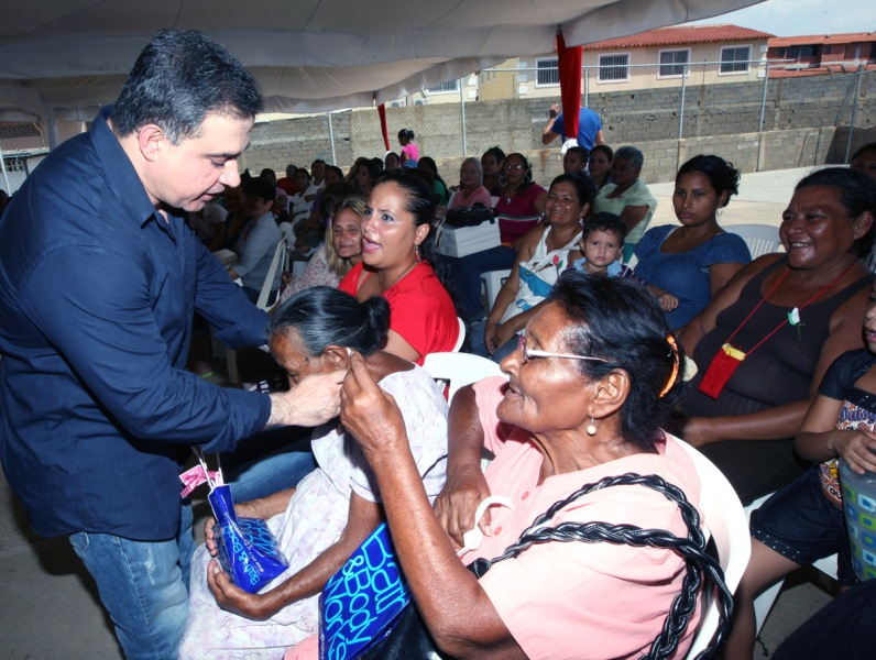 "Gobernador Tarek celebró ""Día de las Madres"""