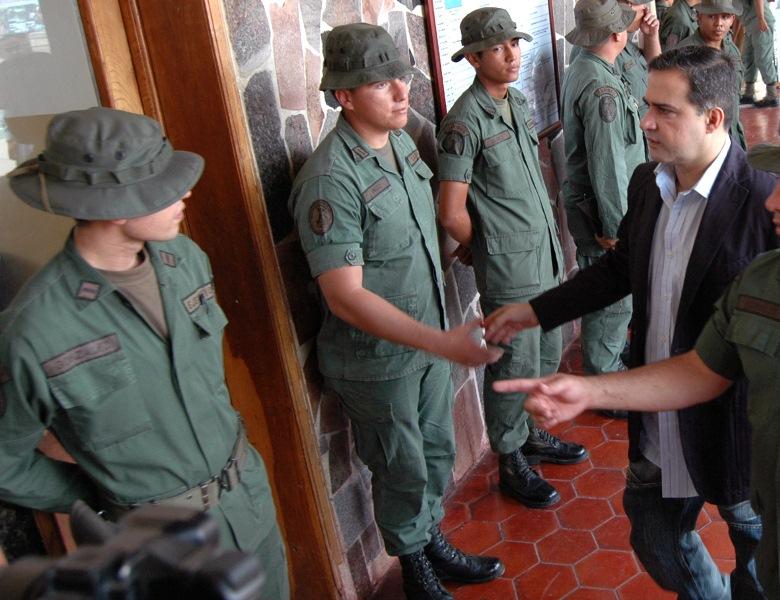 Gobernación rehabilita instalaciones del cuartel Pedro Zaraza