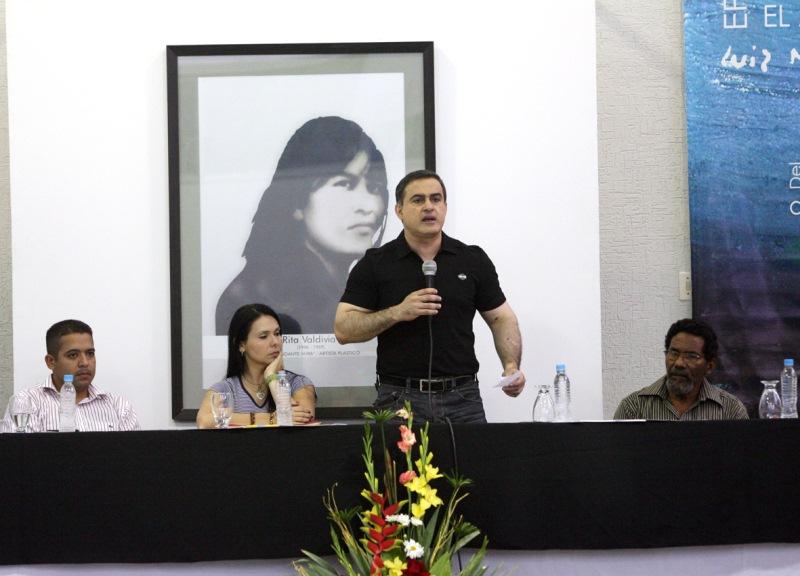 Tarek entregó orden José Antonio Anzoátegui a creadores regionales