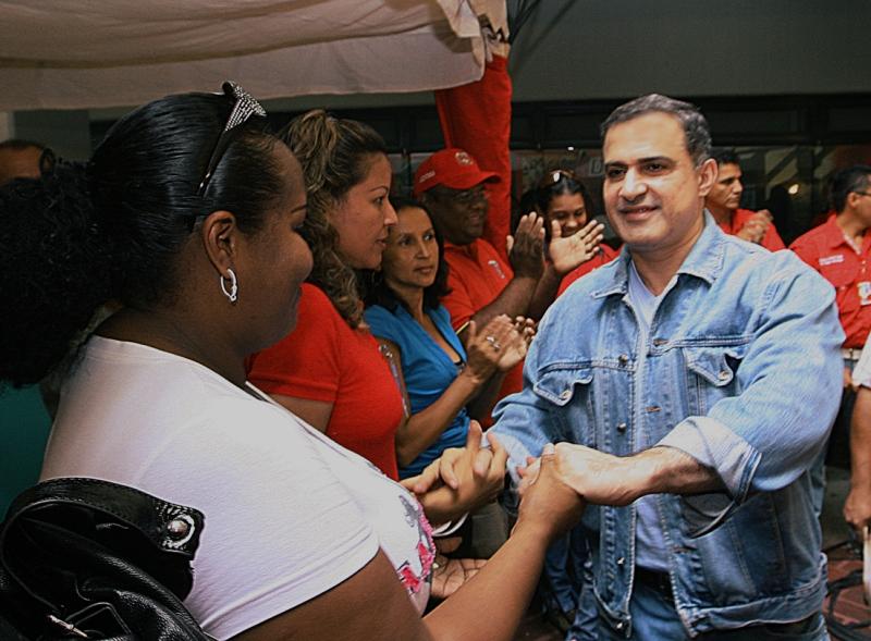 Gobernador Tarek transfirió 4 millones de Bs.F. a Consejos Comunales del estado Anzoátegui