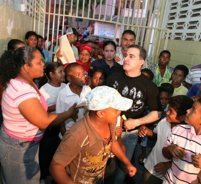 Gobernación ejecutó rehabilitación  y mejoras en Escuela Las Charas