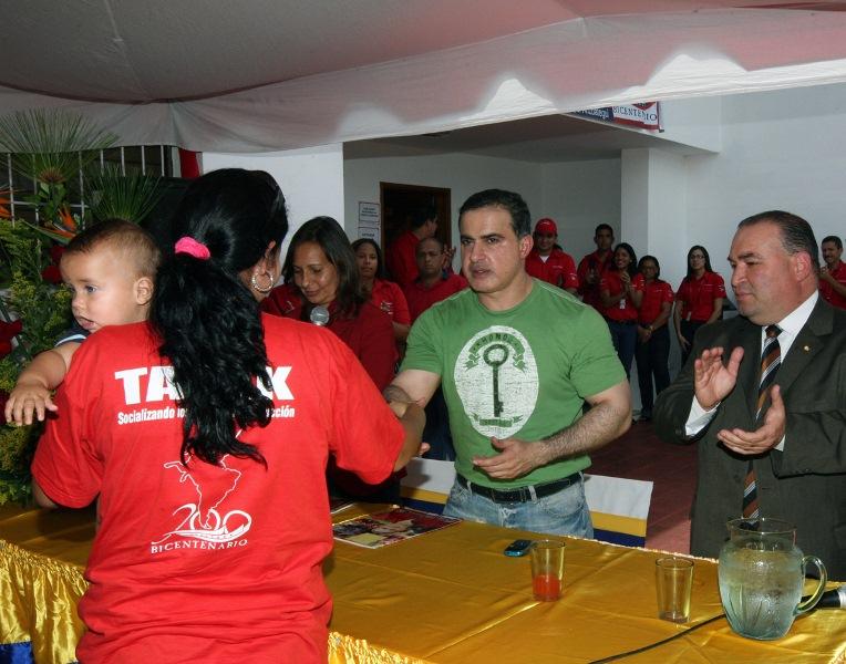 Gobernador Tarek inaugura nueva sede de Fondepanz