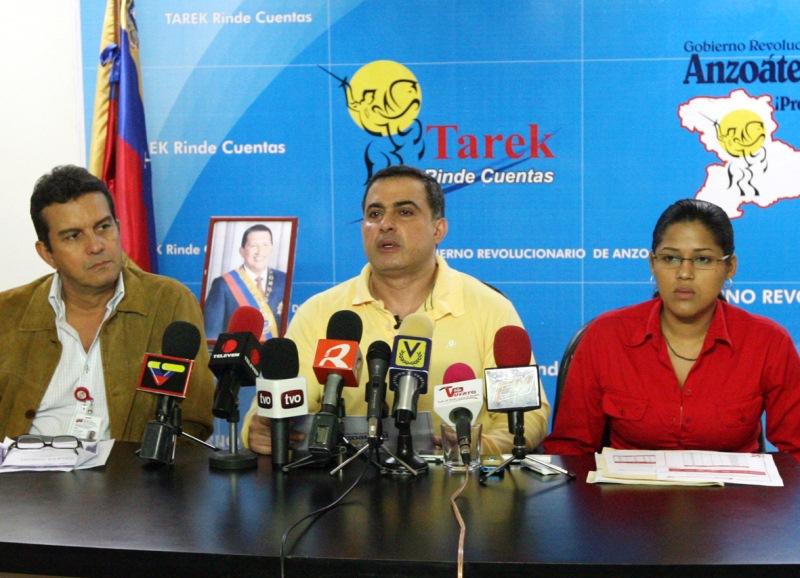 Gobernación impulsa Plan de Transformación Integral de Hábitat en Anzoátegui