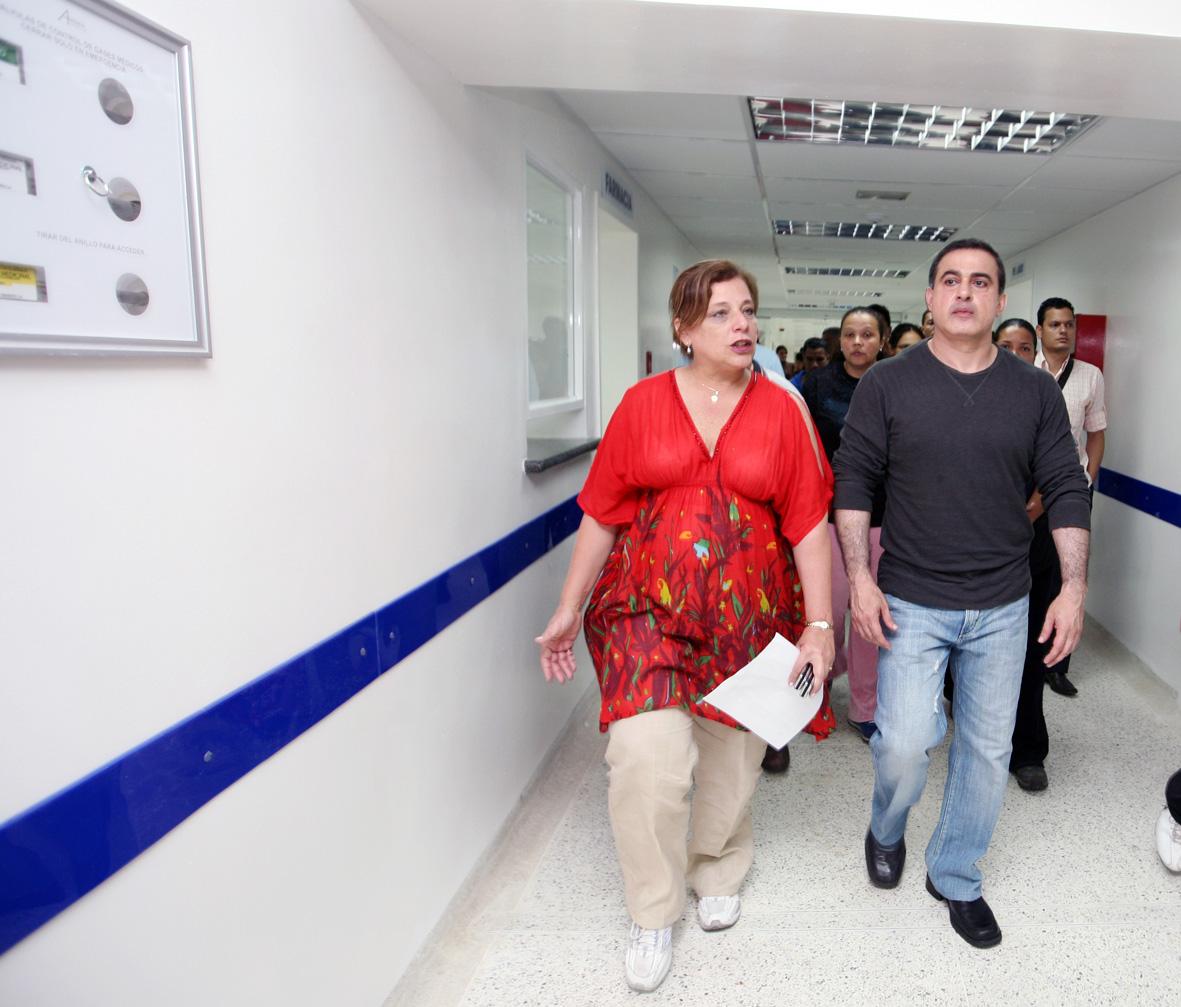 Gobernación  consolida inversión histórica del  principal complejo hospitalario del oriente venezolano