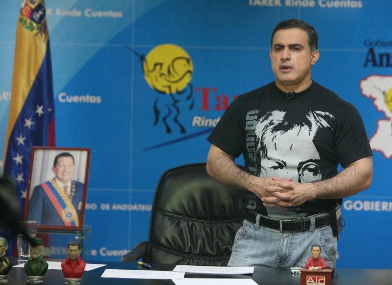 """Tarek: """"Venezuela fue la revelación del campeonato de la Copa América 2011"""""""