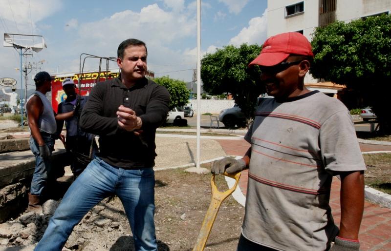 Gobernación de Anzoátegui avanza en reparación de la Avenida Jorge Rodríguez