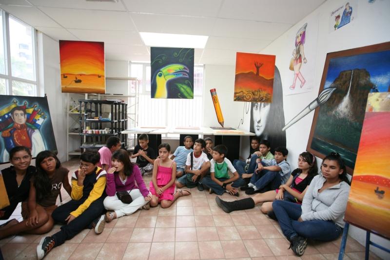 """Pequeños del """"Palacio de los Niños"""" Culminaron actividades de fin de curso"""