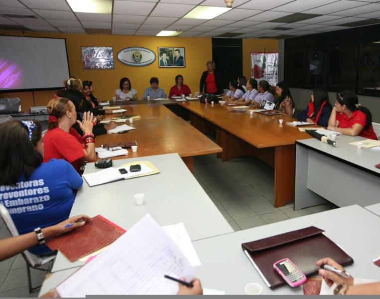 Iniciada  jornada de formación a voceras de Institutos Municipales de la Mujer