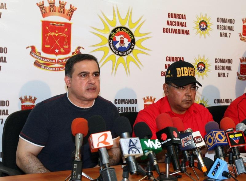 Realizan reuni n de seguridad venezuela vs espa a tarek for Ministerio de relaciones interiores espana