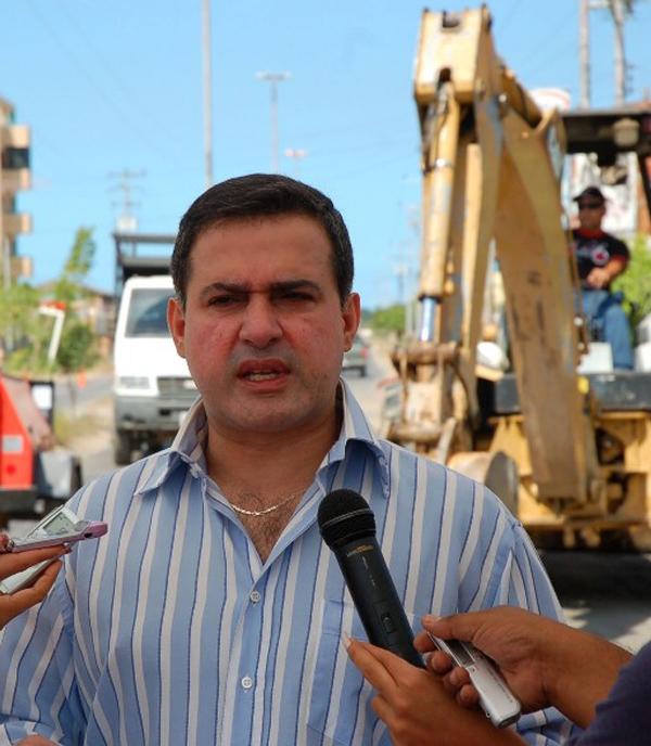 Gobernación adelanta trabajos de construcción del sistema de aguas servidas y colector Z