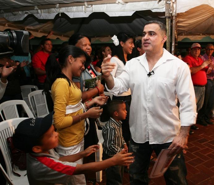 Tarek Rinde Cuentas celebró con el pueblo edición número 300