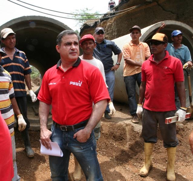 Gobernación soluciona colapso de alcantarillas en Troncal 16