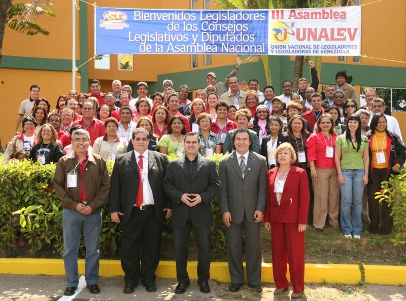 3ra Asamblea Nacional de Legisladores2