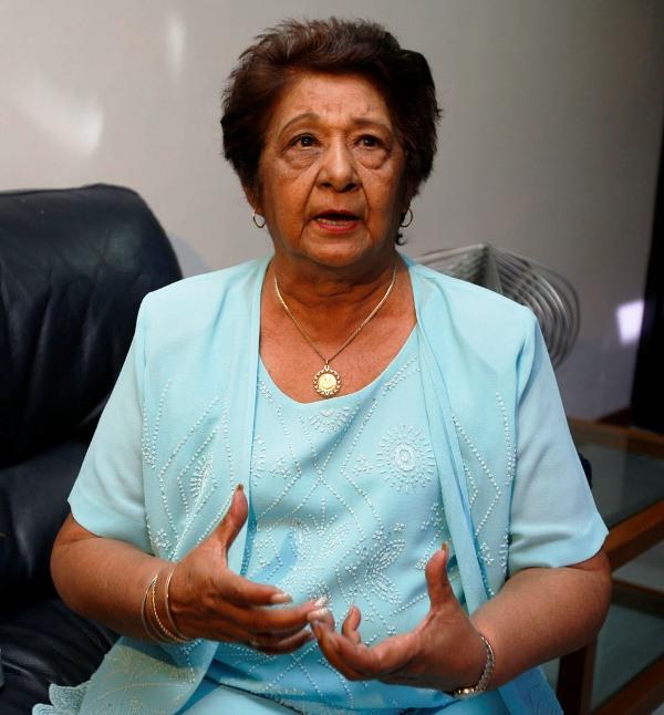 Alcaldesa del municipio Mac Gregor
