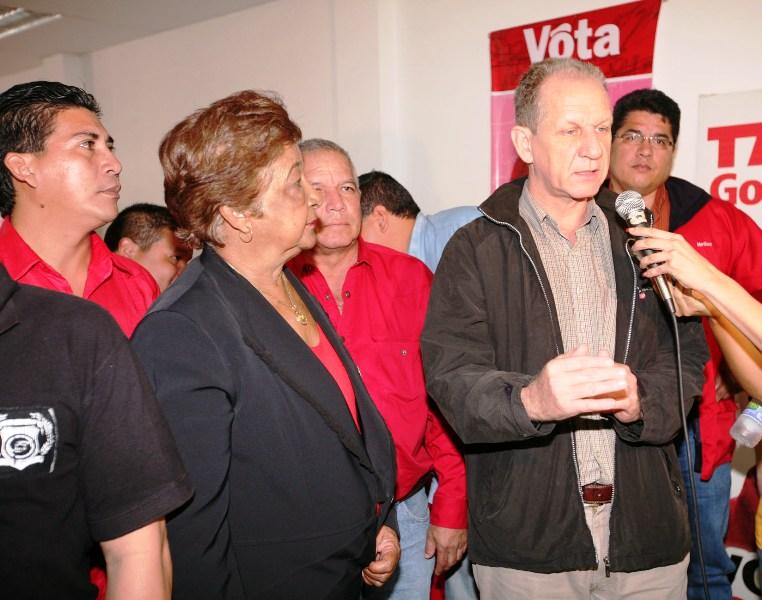 Buro político del PSUV