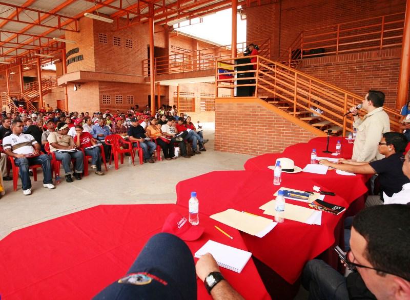 El Viñedo la principal comuna socialista de Anzoátegui